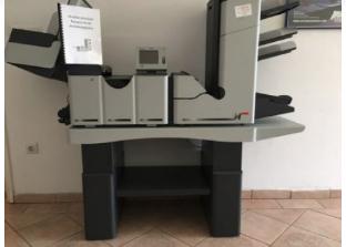 felújított borítékológép