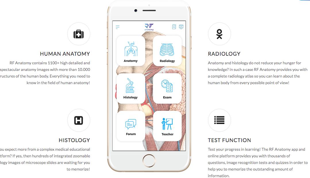 human anatomy app